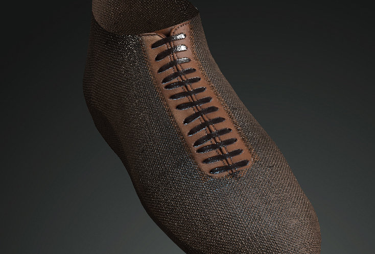Medieval Woman Shoes 2