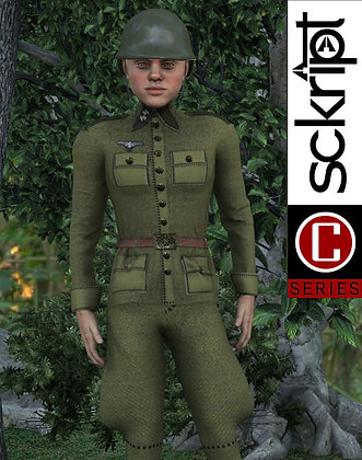 S1 Series The German Soldier