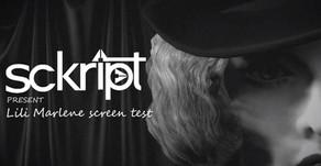 Lili Marleen Screen Test
