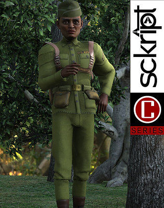 S1 Series The US Soldier