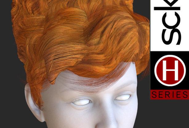 HAIR COMTESSA RED