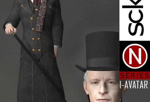 N Series Man 3 Victorian  I-AVATAR