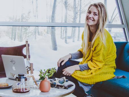 Haley Badenhop: Creating A Life Of Passion And Optimisim