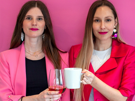 Britney Beeby and Harriet Stockwell: That Freelance Life