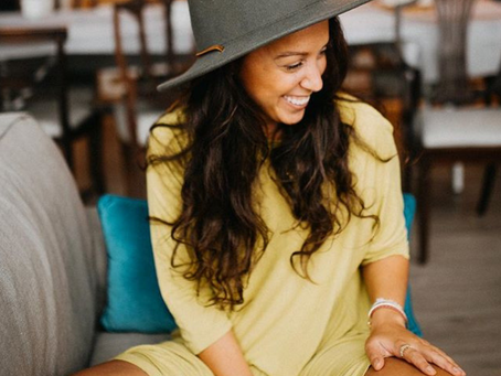 Victoria Elizabeth Lazarou: Growth Is A Bumpy Road But The Best Damn Adventure