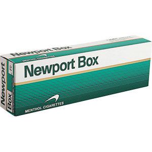 сигареты из америки Newport
