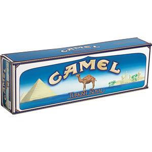Camel Turkish Royal Blue (внутренний рынок USA)