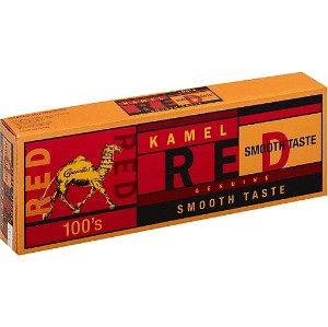 Kamel Red S.T. 100s (внутренний рынок USA)
