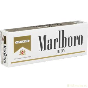 американские сигареты мальборо голд