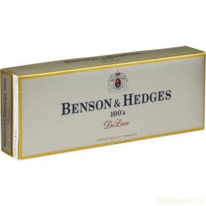 Benson & Hedges 100's DeLuxe