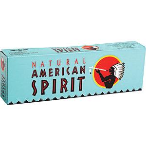 американские сигареты American Spirit