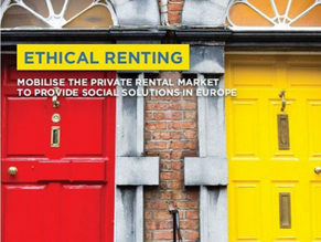 Focus on social rentals agencies - Mobilising the Private Sector Through Social Rental Intermediatio