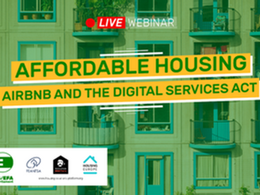 The Sharing Economy: What Impact on Housing?