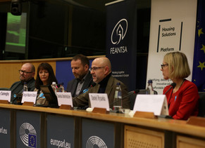 50 Housing Solutions Launched in European Parliament