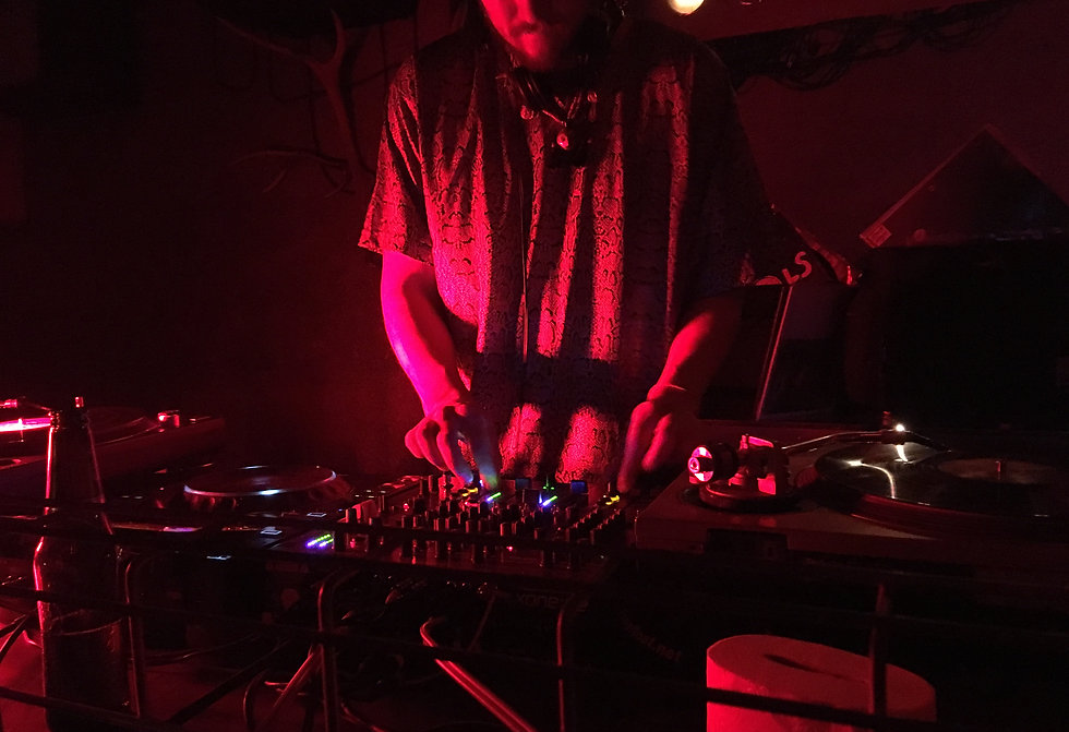Disco, House, Balearic, and Austro-Pop, Tribal-Trance, Ethno and New-Age music from Berlin, Germany. Exclusive Interview and Mix with Hendrik Stein. Brought to you by Smelly Feet Records.