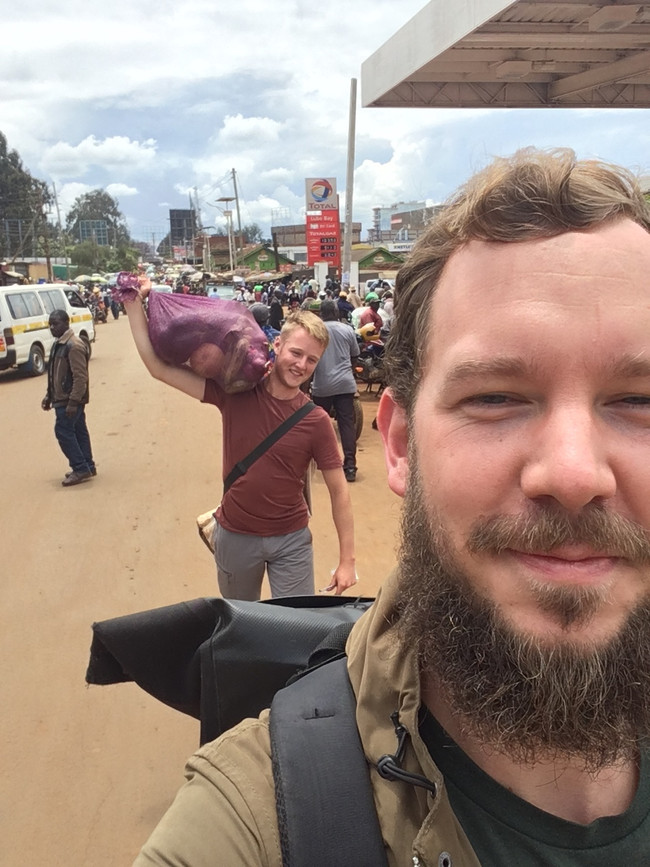 #Week 10 l Team 3: A trip to Kitale and a Malaria hit to Corne on his birthday