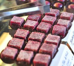 Berry Pate de Fruit