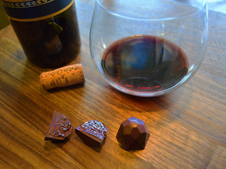 Chocolate and... Wine?
