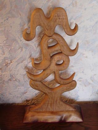 'Mary' - Ring Tree