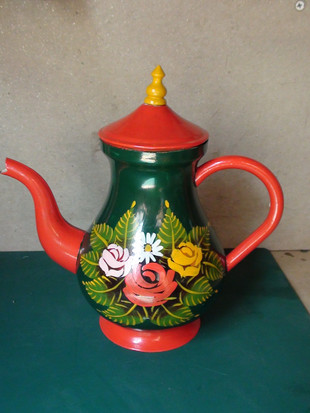 Canal Ware Coffee Pot