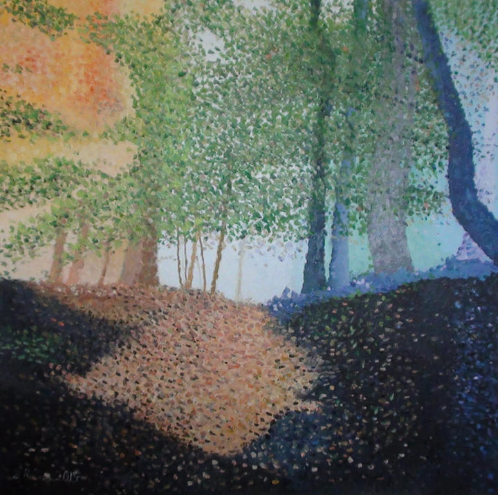 'The Memory of Trees' (2014)