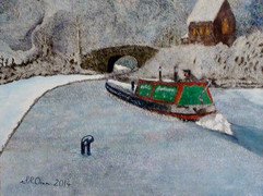 'The Noise of a Winter's Evening on the Canal'