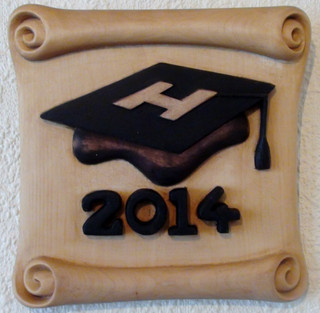 'Graduation Scroll'