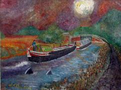 'The Noise of a Summer's Evening on the Canal'