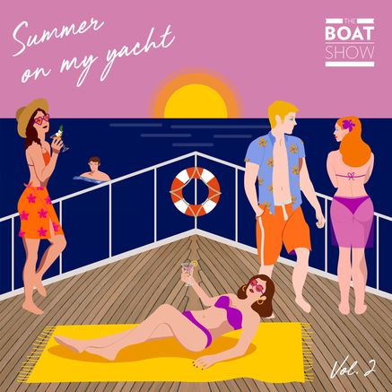 Summer on my yacht 2