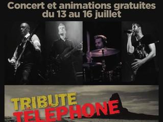 QUELQUES CHOSES DE TÉLÉPHONE à Brioude le samedi 15 juillet 2017 21h30