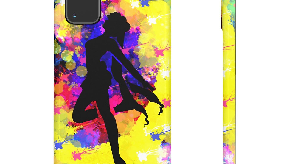 Princess Serenity Galaxy S10 and S20 Snap Cases