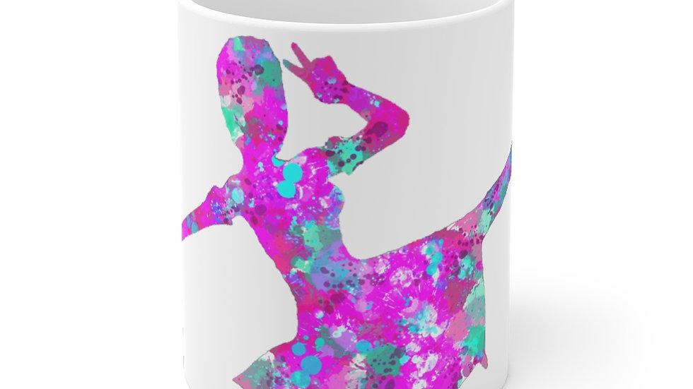Just B'Cos Splatter Mug 11oz