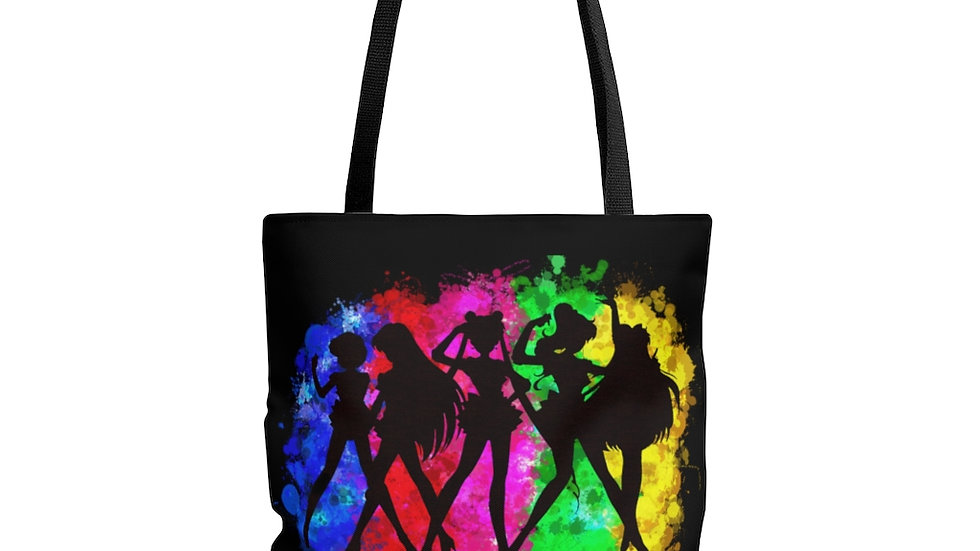 Sailor Scouts Tote Bag