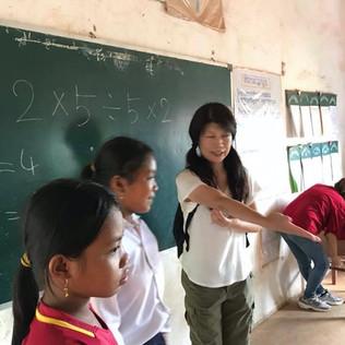 カンボジア視察