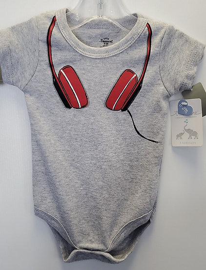 3 Piece Onesie Set - Move to Your Own Beat