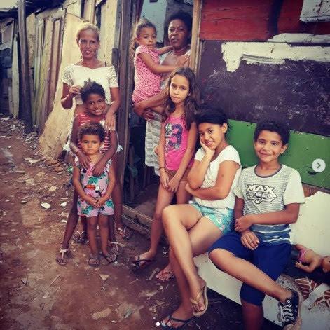 Família Favela Portelinha