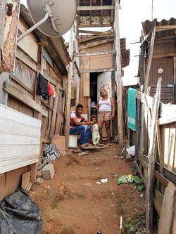 Favela Portelinha 03/04/2020