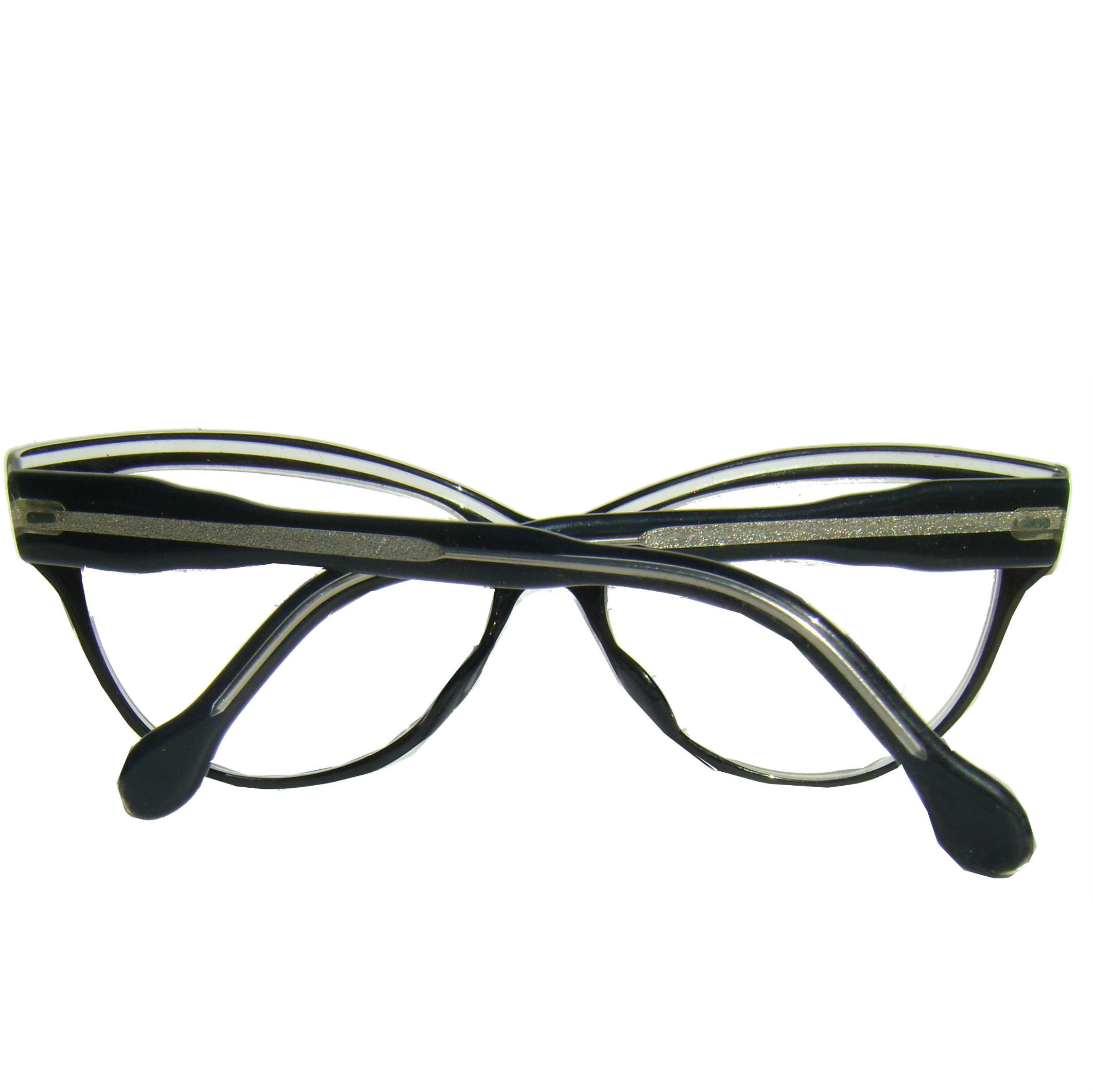 -D HECHTER  LARGE CAT EYE REAR VIEW