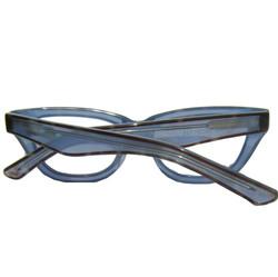 eveline blue rear