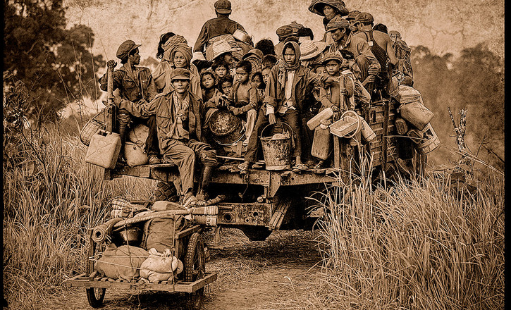 Khmer Rouge: End Days  1998