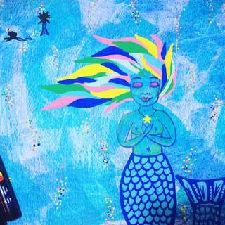 Lilia- la généreuse sirène