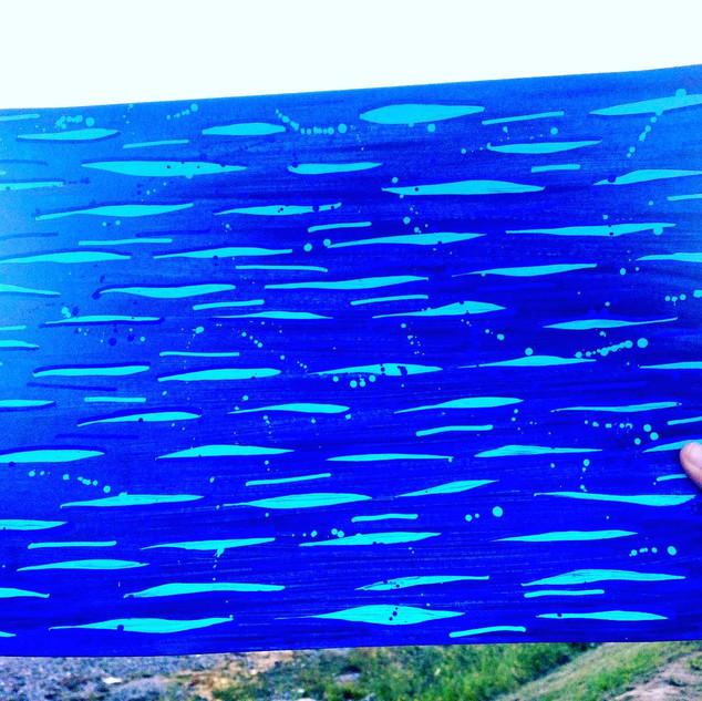 Flow marin