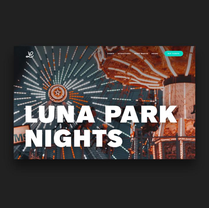 Luna park nights