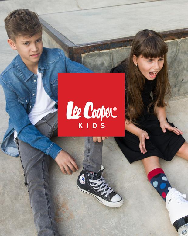 Lee copper kids
