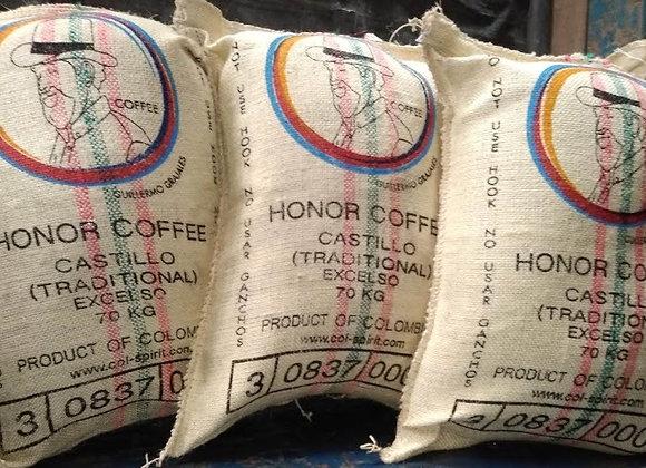 """Castillo 1KG """"HONOR COFFEE"""""""