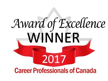 Award-Winning Resume Writing