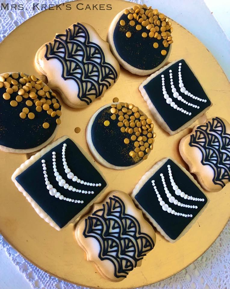 Roaring 20's Cookies