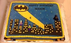 Batman Sheet better