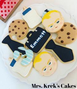 Baby Boss Cookies