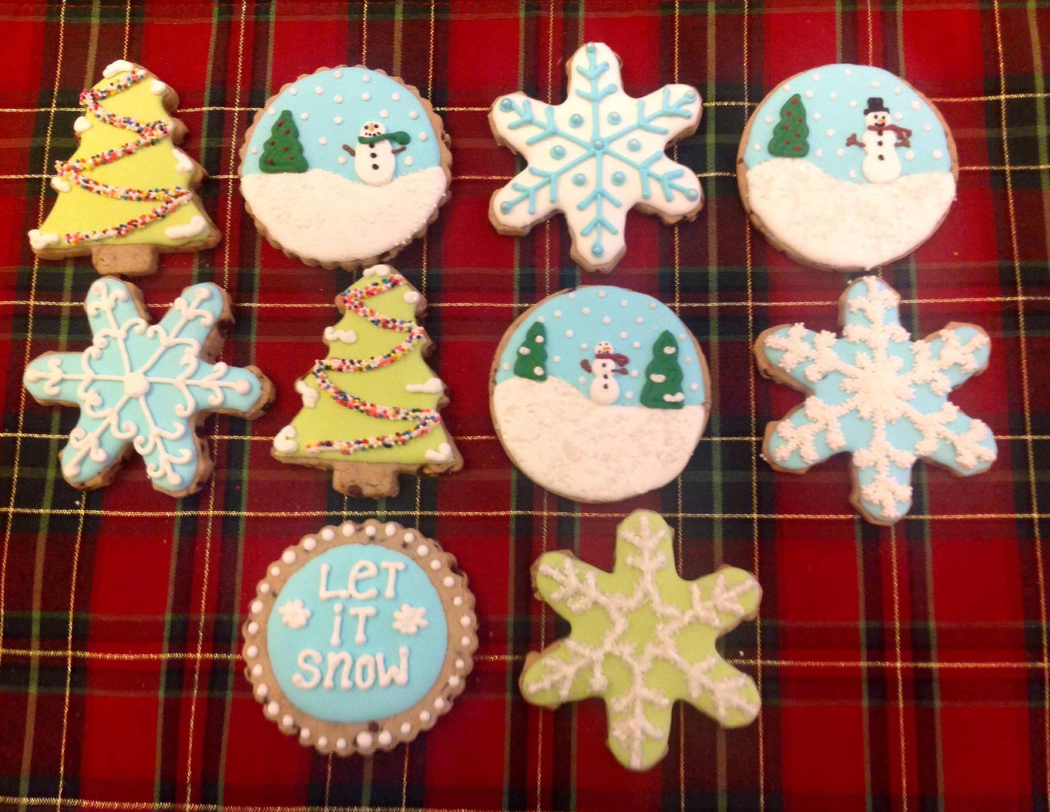 Christmas Cookies 2014
